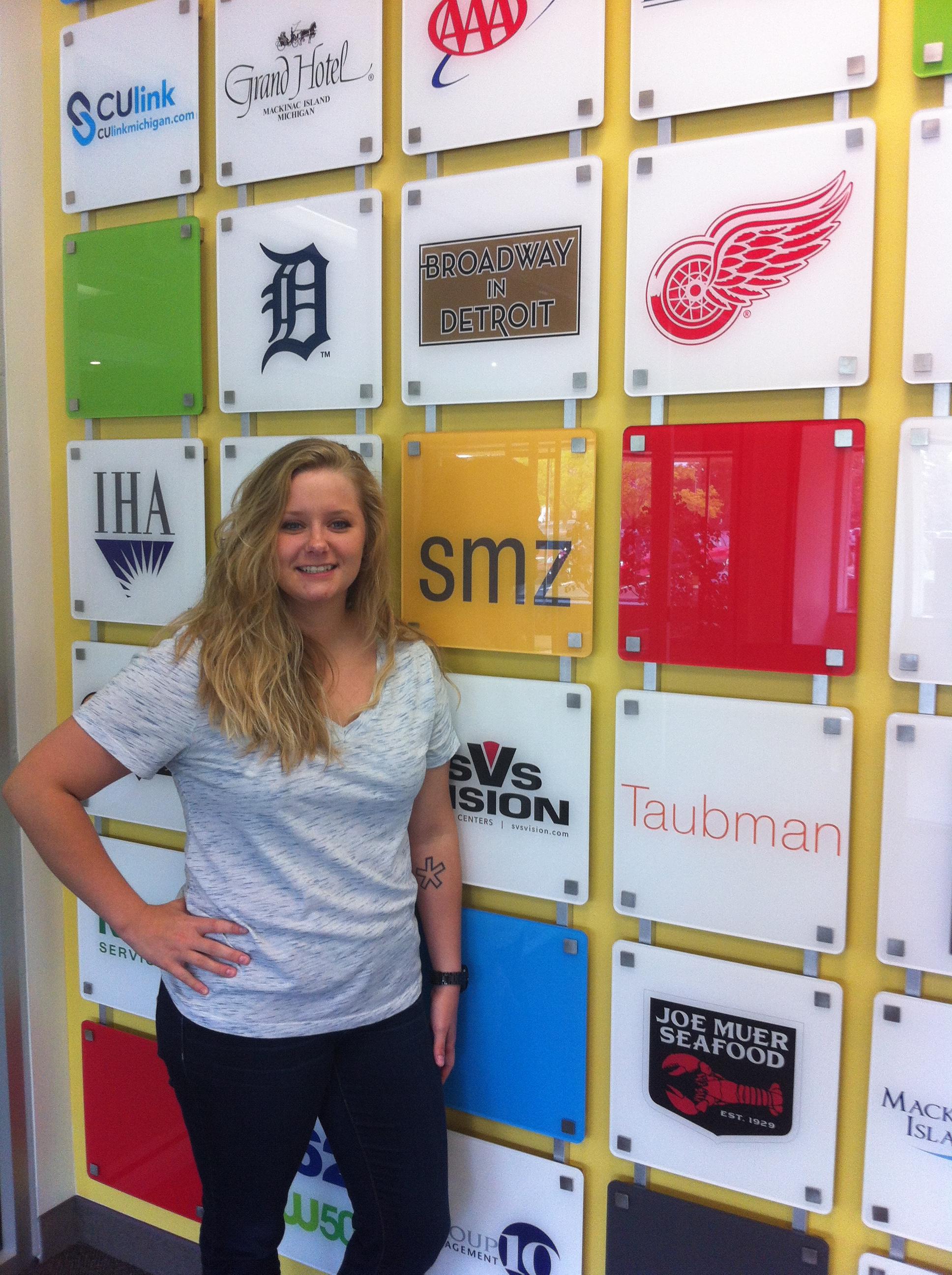 Kelsey Sedlmeyer for blog