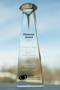 Community Choice - 2017 Diamond Award - Category Best
