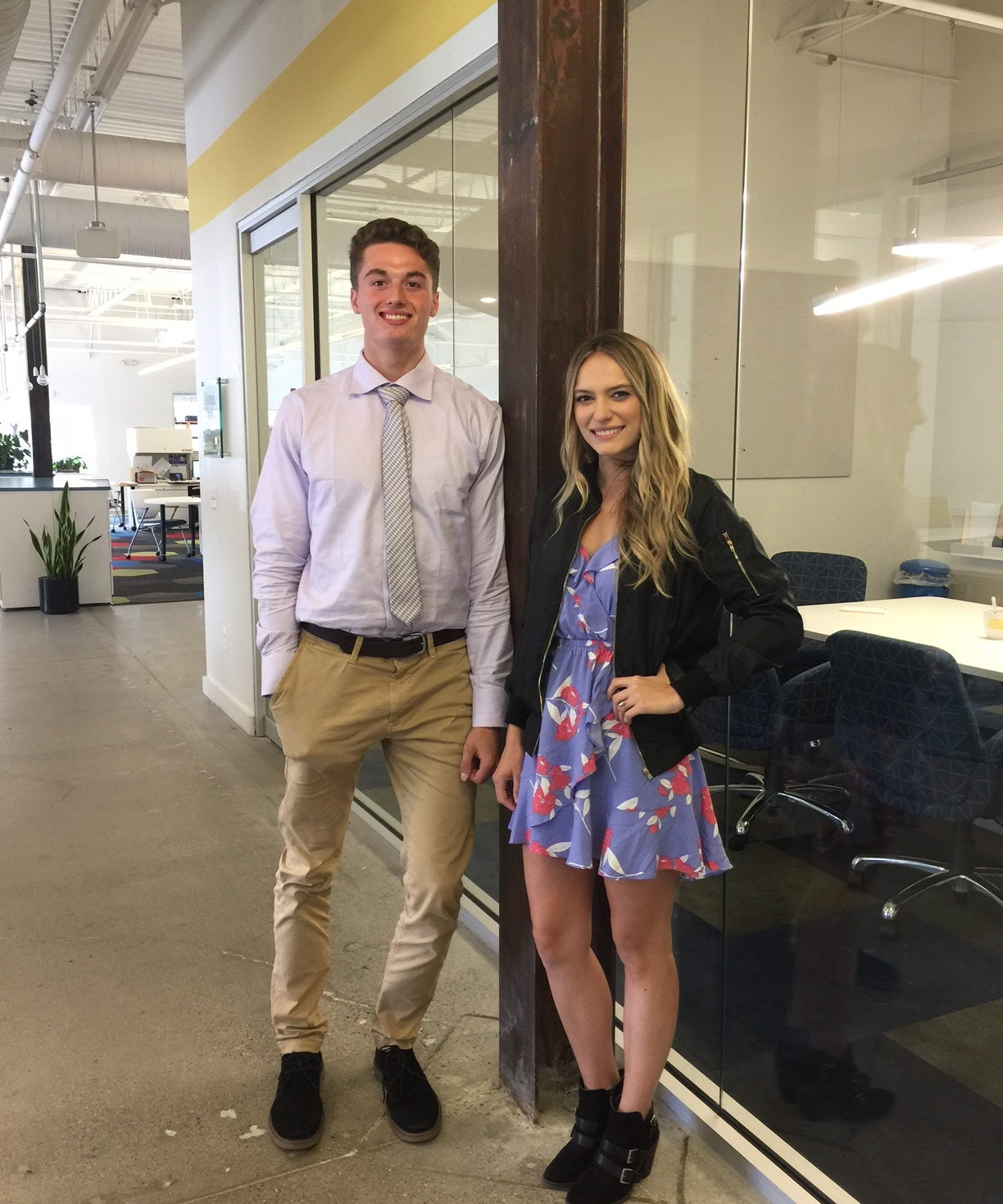 SMZ welcomes fall interns