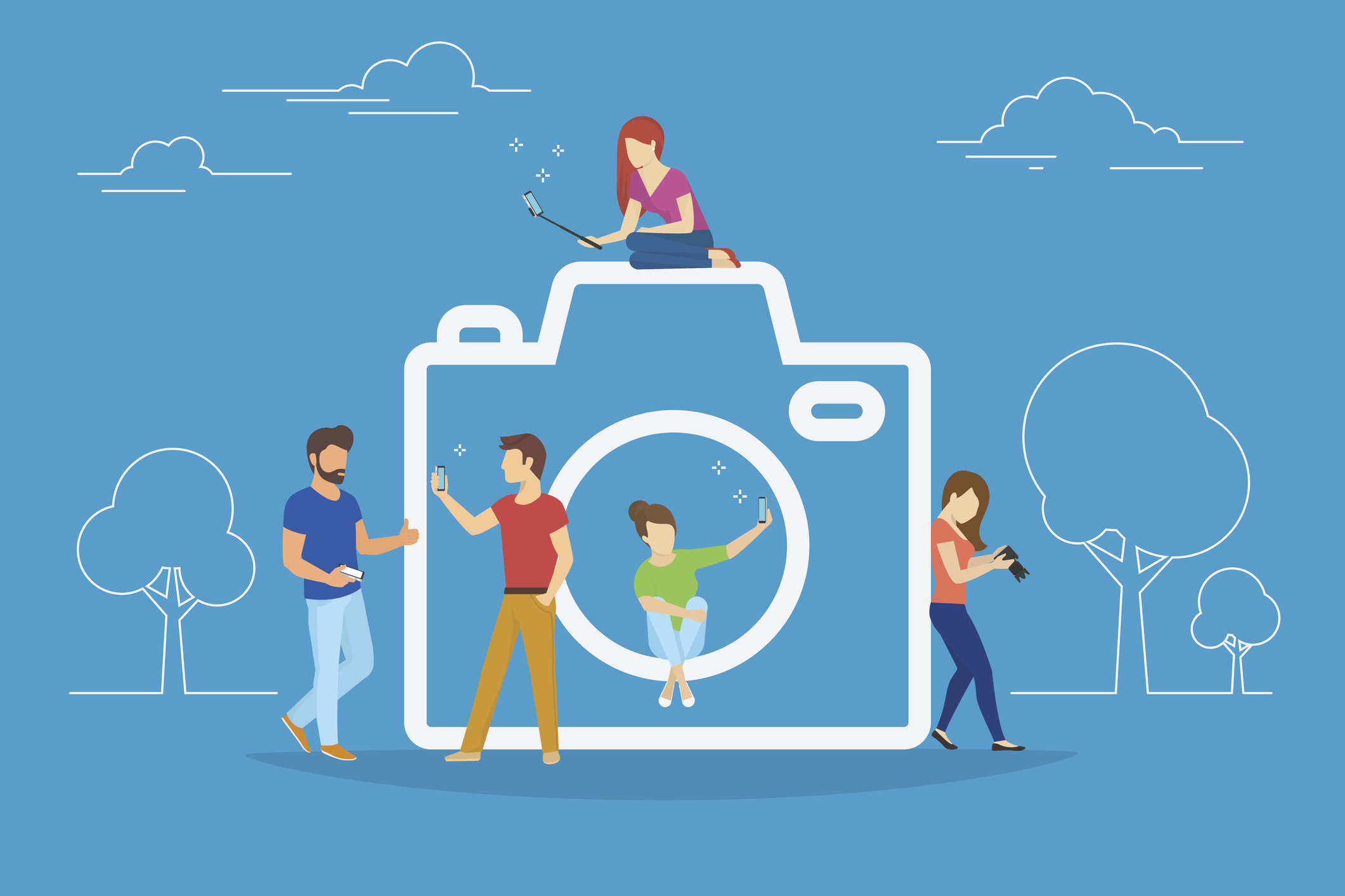 Eight ways to engage your users on Instagram